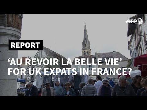 Would Brexit be 'au revoir la belle vie' for France's UK expats?
