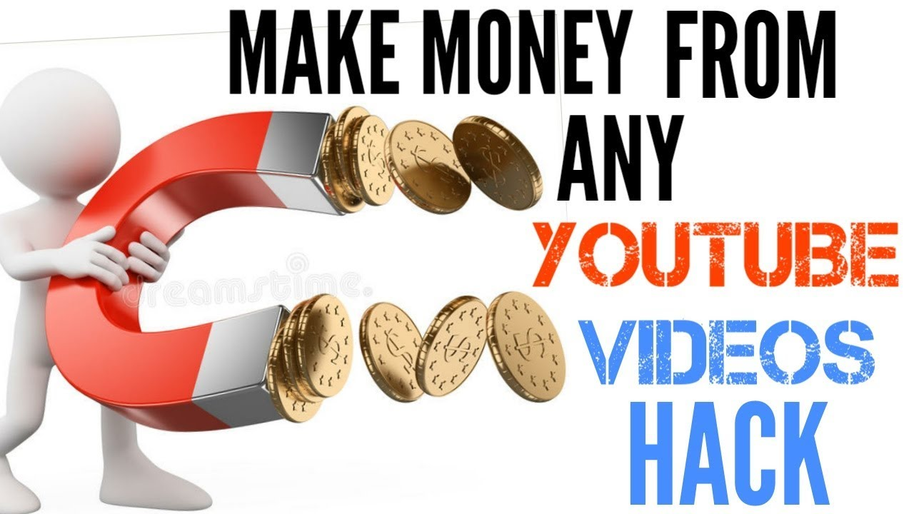 Make Money Simply from any youtube videos l Hack youtube