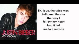 Justin Bieber - Mistletoe [Karaoke/Lyrics] Instrumental