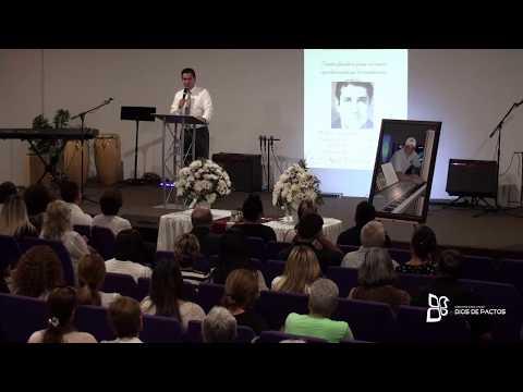 Ceremonia en Memoria de Edgar Ramirez