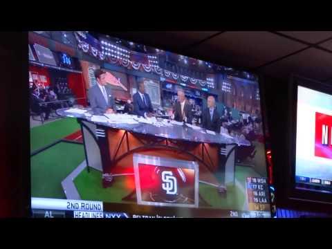 Part4  2014 MLB Draft Party