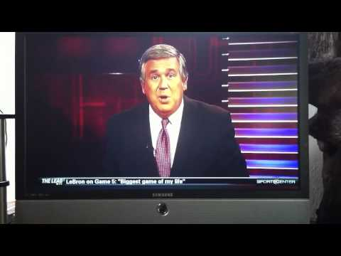 Bob Ley Rapping Jay-Z Blow the Whistle on ESPN