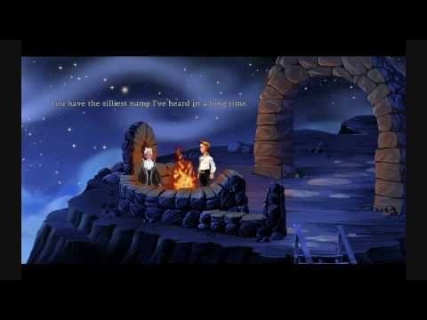 The Secret of Monkey Island: Special Edition Part 2 - There's a weenie roast somewhere  