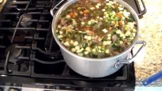 the best vegetable soup for weight loss