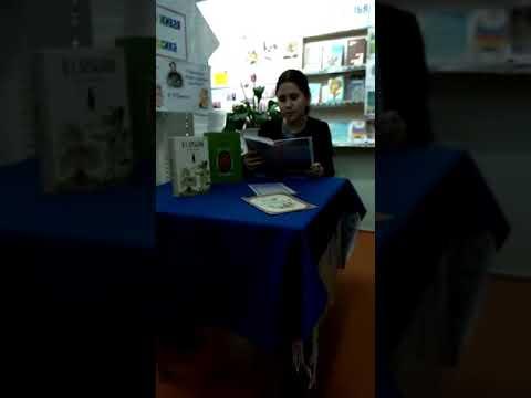 Изображение предпросмотра прочтения – ЭльвинаЯрмеева читает произведение «Лягушки, просящие царя» И.А.Крылова