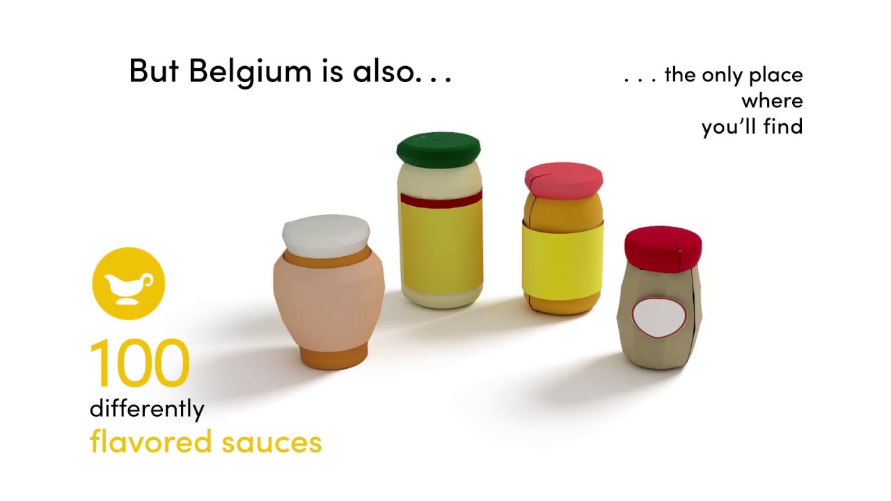 Discover the innovation, quality and diversity of Belgian food companies