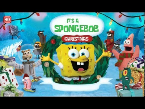 iT'S A SPONGEBOB CHRISTMAS! Full Spongebob Christmas Game - Nick ...