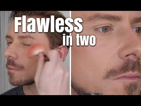 HOW I GET FLAWLESS, FAST. A QUICK TUTORIAL FOR FLAWLESS SKIN