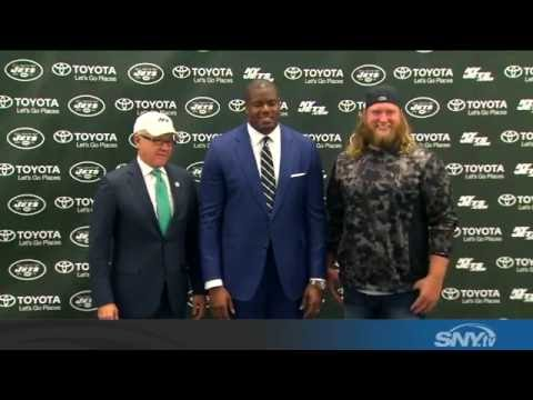 SNY Exclusive: Nick Mangold on D