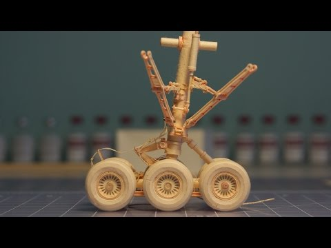 Manila Folder 777 - Main Landing Gear - Swing Test