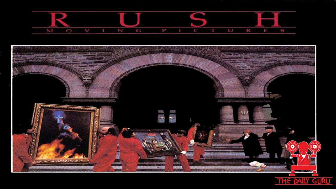 Rush moving pictures album review full album friday youtube - Rush album covers ...