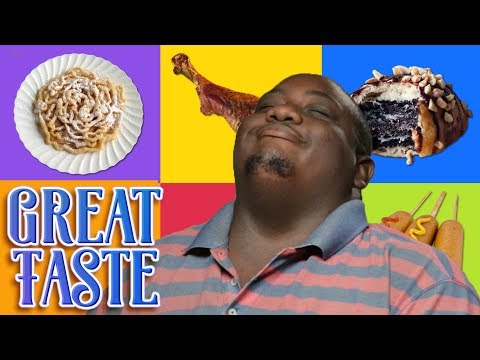 The Best Carnival/Fair Food | Great Taste