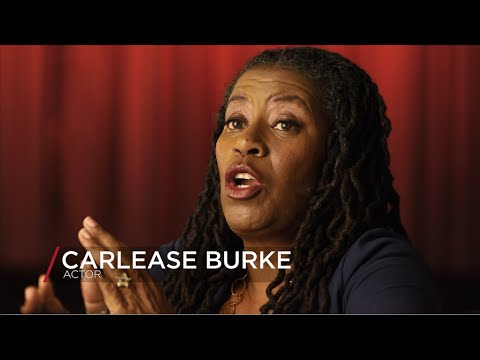 Emergency Assistance promo featuring Carlease Burke