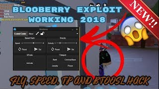 ROBLOX JAILBREAK NEW EXPOLOIT BLOOBERRY! (WORKING APRIL 2018) (FLY NOCLIP BTOOLS SPEED HACK) (patched)