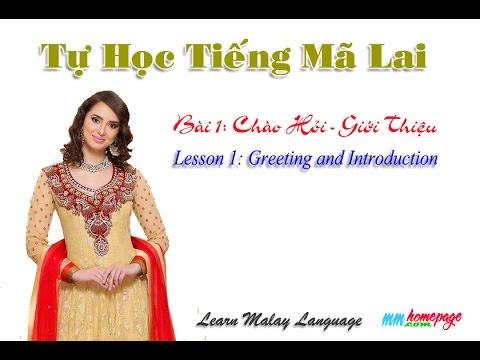 Giáo trình Complete Malay bài 1