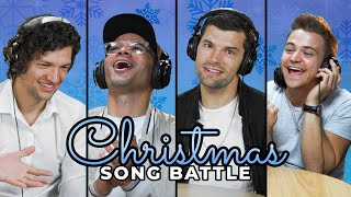 Do for King & Country and Hunter Hayes Know Christmas Songs? |  One Second Song Battle
