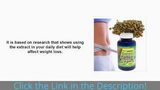 Green Coffee Bean Extract | Chlorogenic Acid | Green Coffee Bean Extract Reviews