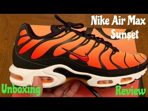 3e0abf8a157 Air max plus unboxing review!!!