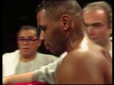 Майк Тайсон - Джеймс Даглас / Mike Tyson vs. James Buster Douglas