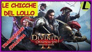 La Perla Fantasy! ★ DIVINITY: ORIGINAL SIN 2 (TRADUZIONE ITA) Gameplay Ita [LE CHICCHE DEL LOLLO]