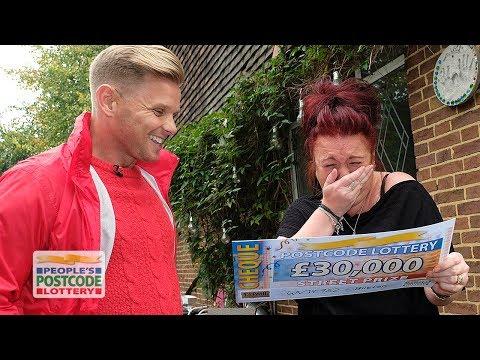 Street Prize Winners - WV14 9SZ in Bilston on 14/10/2017 - People's Postcode Lottery