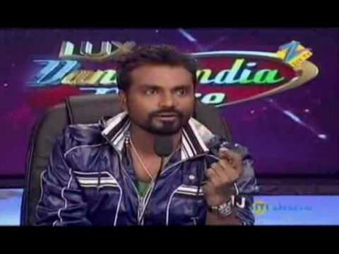 Lux Dance India Dance Season 2 Jan. 23 '10 - Dharmesh