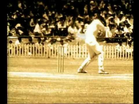 Graeme Pollock - ESPN Legends Of Cricket No. 15 (Part 1)