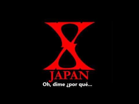 X Japan Forever Love adaptación al español