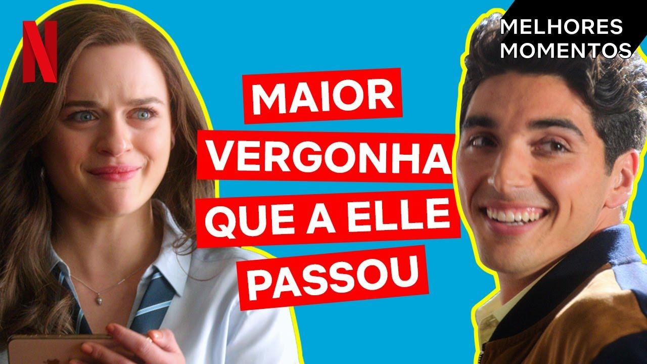 O que todo mundo pensa do Marco | A Barraca do Beijo 2 | Netflix Brasil