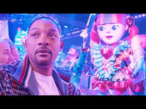 Dre - Inside A Robot Restaurant w/ Will Smith
