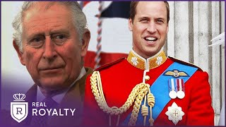 How The Queen Prepared Prince William For Kinghood | Destiny | Real Royalty
