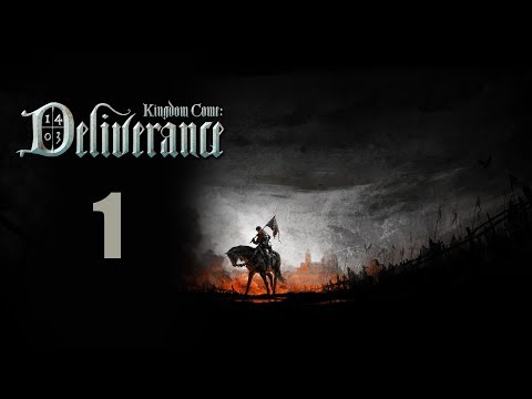 Kingdom Come: Deliverance | #1 | CZ Let's Play / Gameplay [PS4]