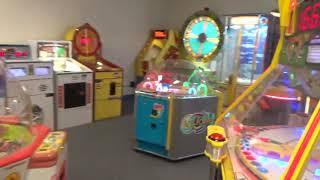 Benchmark's Wheel Deal Extreme Fantastic Arcade Game Prize Zone Tour