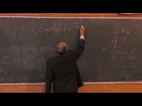 Кугушев Е. И. - Классическая механика - Динамика и статика свободного твёрдого тела