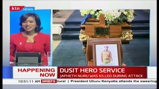 Dusit Hero Mass: Requiem mass ongoing at All Saints Cathedral