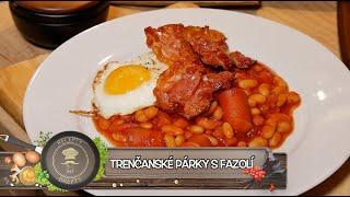 Trenčanské párky s fazolí - Retro z konzervy