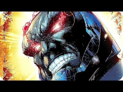 DCs JUSTICE LEAGUE Movie Preview DARKSEID Explained (2017)