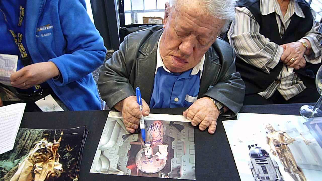 kenny baker hates anthony daniels