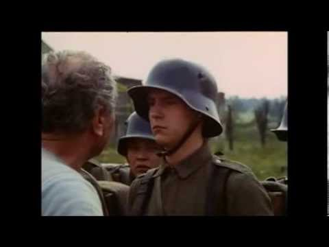 Niente di nuovo sul fronte occidentale il vecchio soldato e le reclute youtube - Le finestre di fronte ...