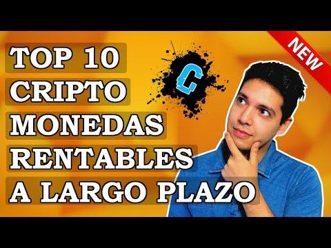TOP 10 CRIPTOMONEDAS 2018 RENTABLES [LARGO PLAZO] - Trading e Inversiones en Criptomonedas
