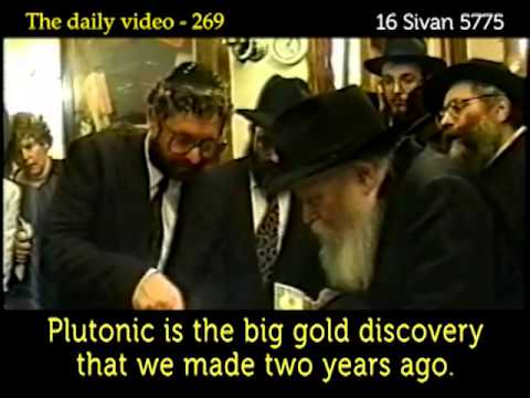 #269: Rabbi Gutnik Presents the Rebbe with the Gold Mine Plans