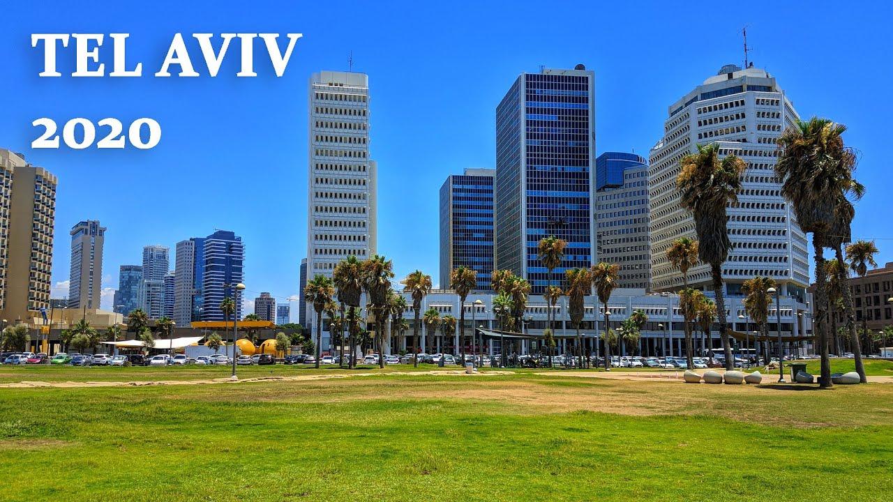 Download Tel Aviv Walking Tour 2020