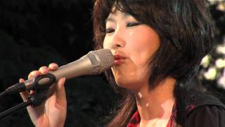 "YOUN SUN NAH FJ5C 2011 ""CALYPSO BLUES"" OFFICIEL"