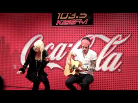 BC JEAN SINGS Just a Guy W 1035 KISS FM