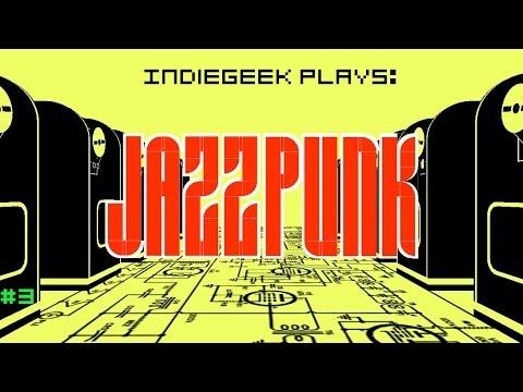 IndieGeek Plays: Jazzpunk Ep 3 [Hotel, Motel, Mechanical Pig]