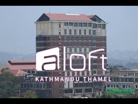 Aloft Kathmandu Thamel : Elegant 5-star hotel in the town