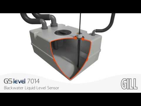 Gill 7014 Blackwater Holding Tank Sensor