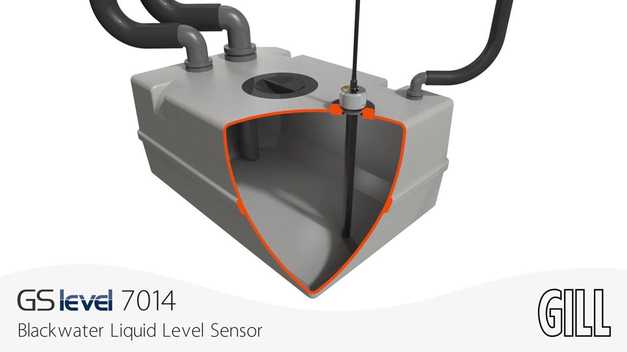 Gill 7014 Blackwater Holding Tank Sensor  sc 1 st  YouTube & Gill 7014 Blackwater Holding Tank Sensor - YouTube