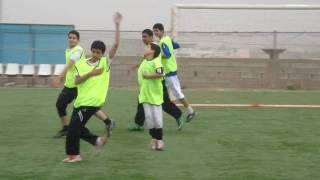 اكاديمية تعليم أساسيات ومهارات كرة القدم بملعب كاردف بالنماص