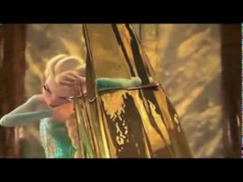 Frozen music video - dark horse